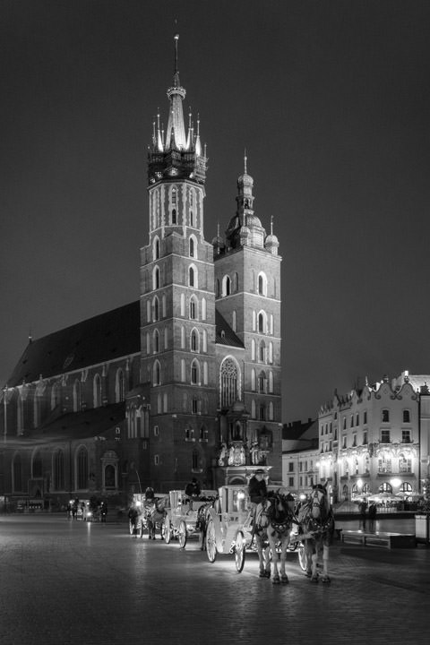 Photograph of St Mary Krakow 2