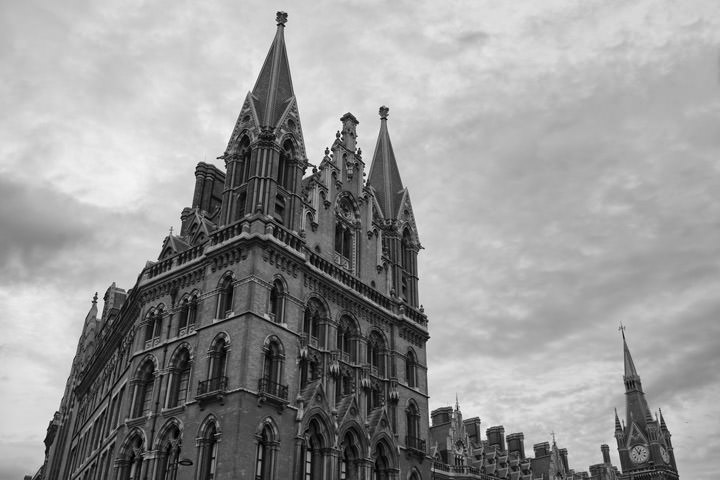 Photograph of St Pancras Station 11