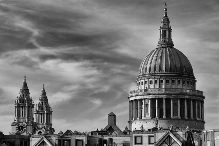 Photograph of St Pauls Cathedral 22
