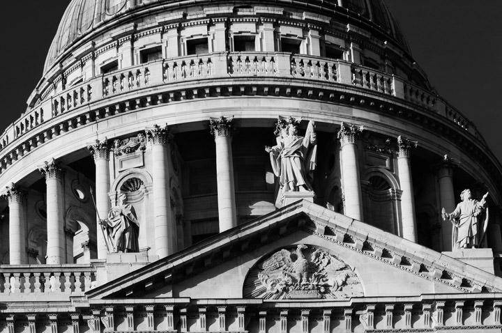 Photograph of St Pauls Cathedral 3