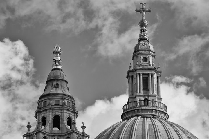Photograph of St Pauls Cathedral 30