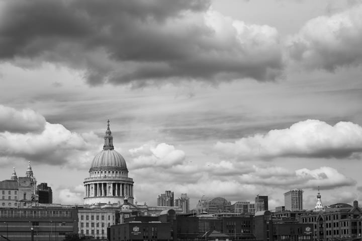 Photograph of St Pauls Cathedral 34