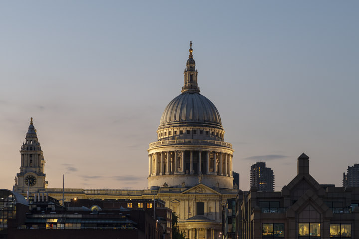 Photograph of St Pauls Cathedral 37