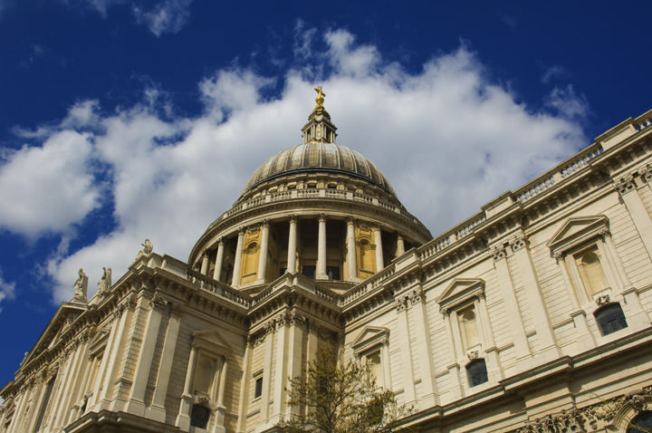 Photograph of St Pauls Cathedral 4