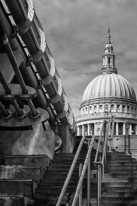 Photograph of St Pauls Cathedral 46
