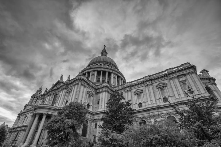Photograph of St Pauls Cathedral 49