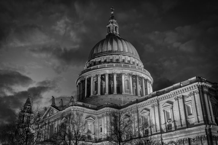 Photograph of St Pauls Cathedral 50