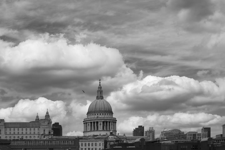 Photograph of St Pauls Cathedral 501
