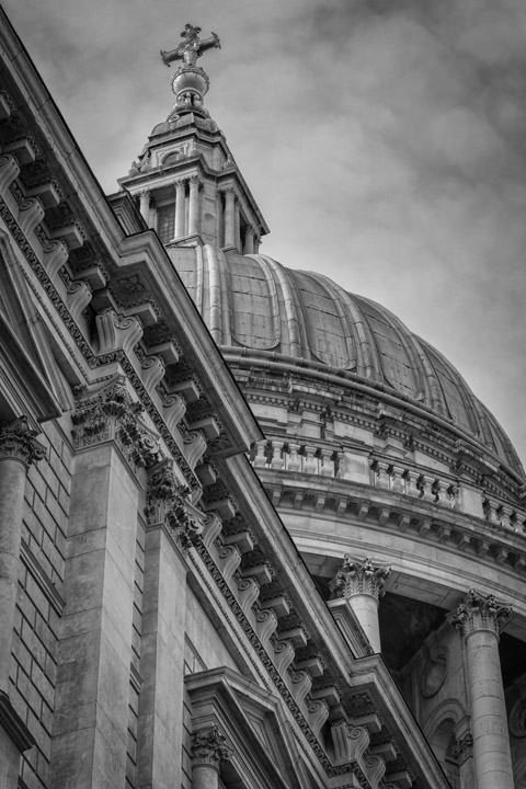 Photograph of St Pauls Cathedral 51