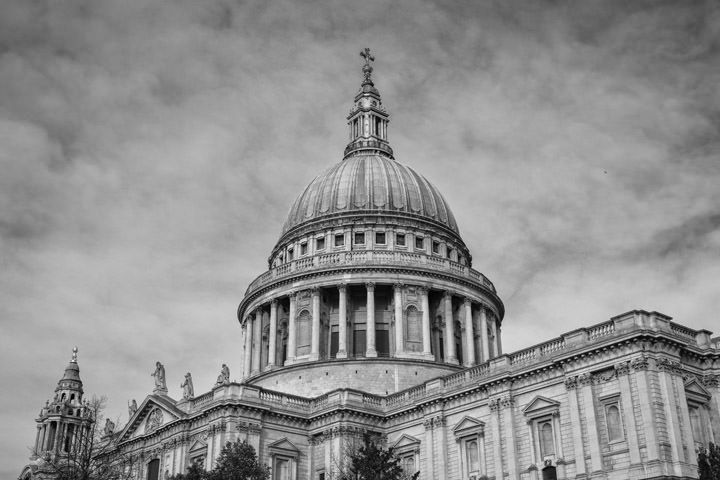 Photograph of St Pauls Cathedral 52