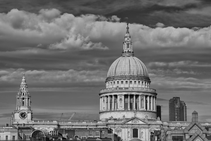 Photograph of St Pauls Cathedral 53