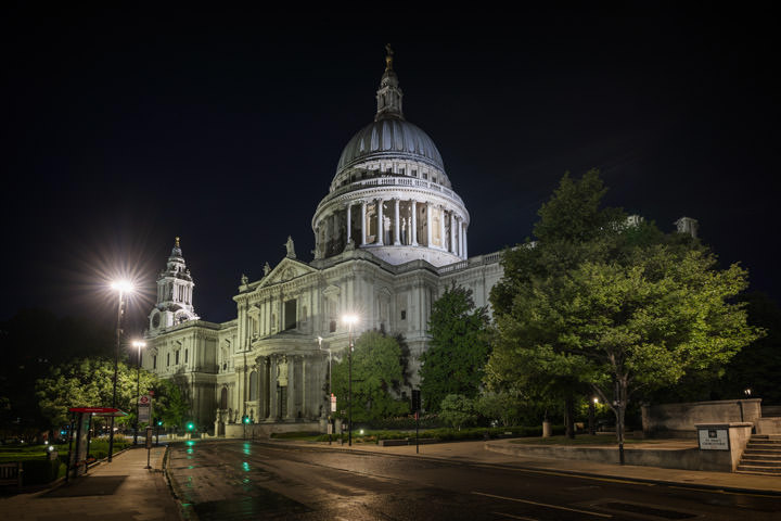 Photograph of St Pauls Cathedral 54