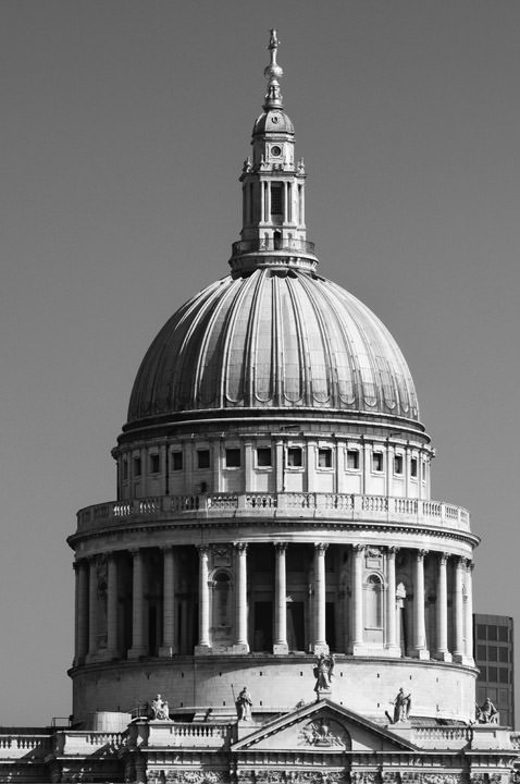 Photograph of St Pauls Cathedral 6