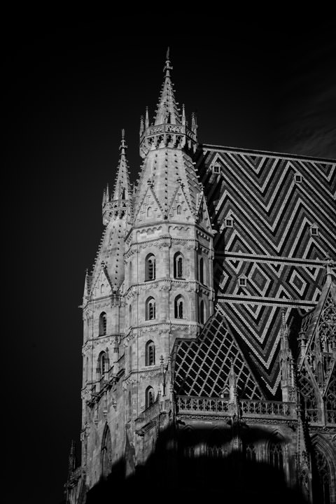 Photograph of St Stephens Vienna 3