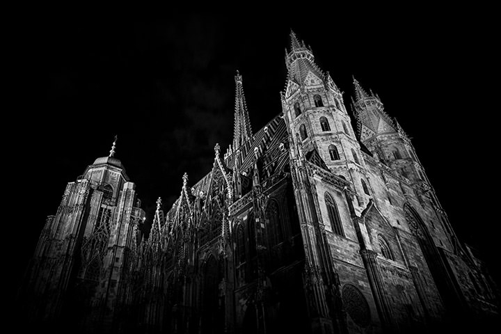 Photograph of St Stephens Vienna 5