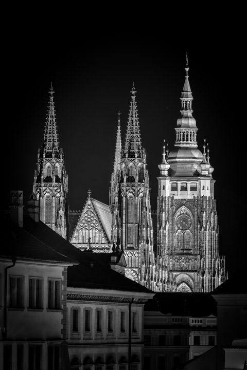 Photograph of St Vitus Cathedral 1