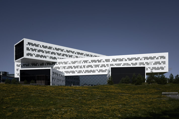 Photograph of Statoil Building Baerum 1