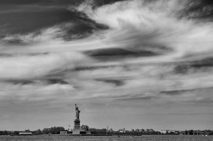Photograph of Statue of Liberty 1