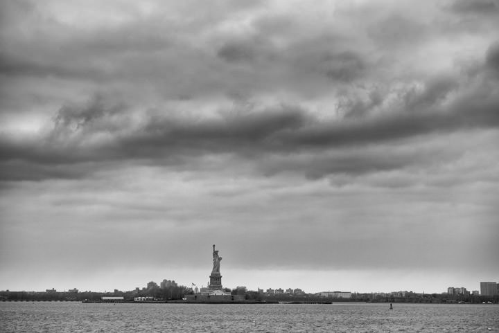 Photograph of Statue of Liberty 2