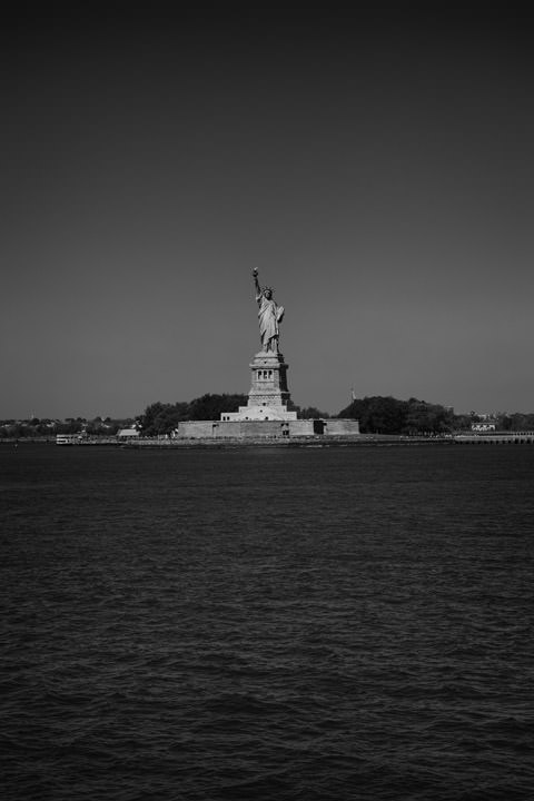 Photograph of Statue of Liberty 3