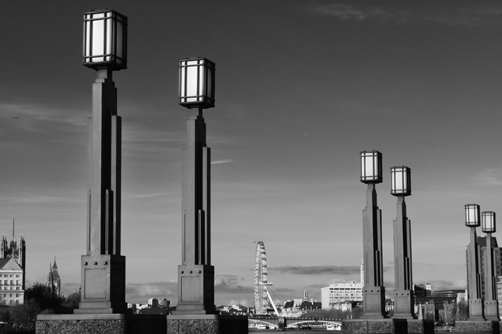 Photograph of Statues - Vauxhall