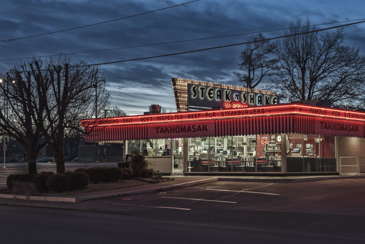 Photograph of Steak and Shake 2