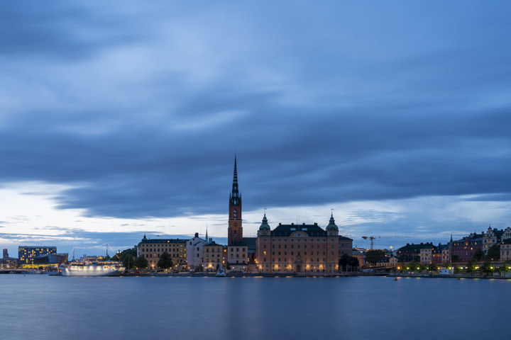 Photograph of Stockholm 1