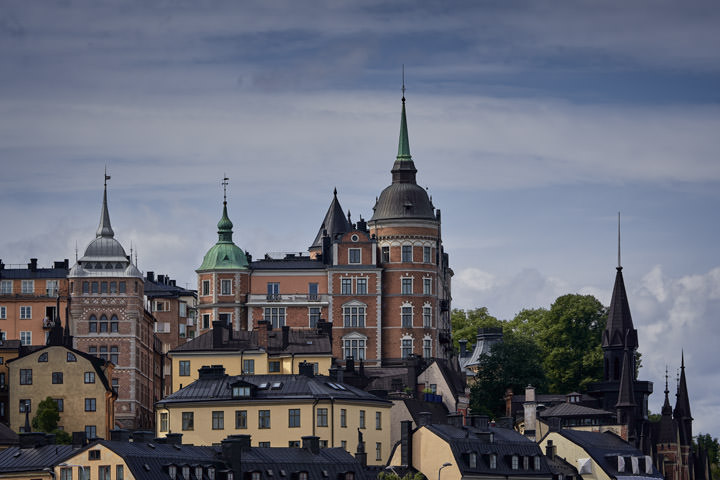 Photograph of Stockholm 11
