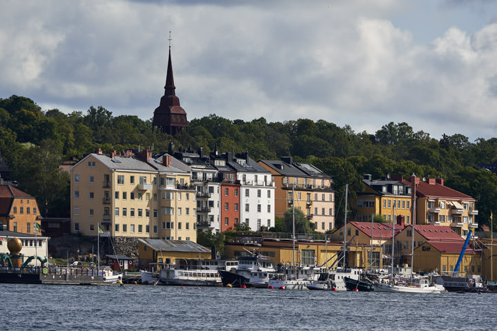 Photograph of Stockholm 14