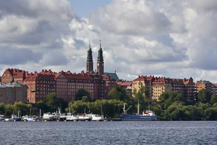Photograph of Stockholm 18