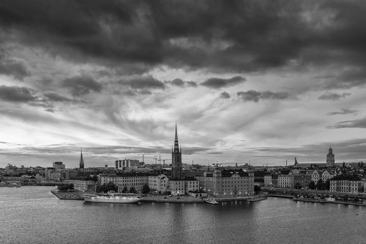 Photograph of Stockholm 5