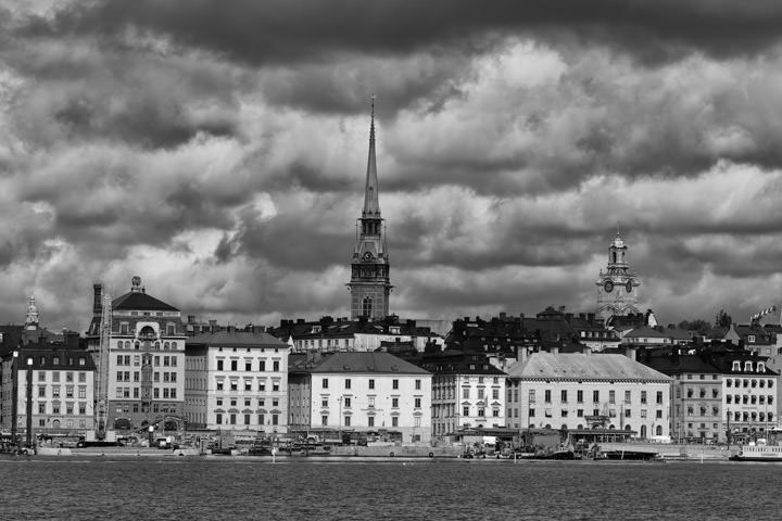 Photograph of Stockholm 6