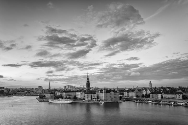 Photograph of Stockholm 8