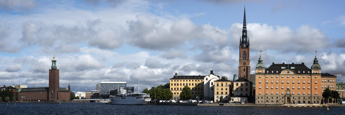 Photograph of Stockholm Panorama 4