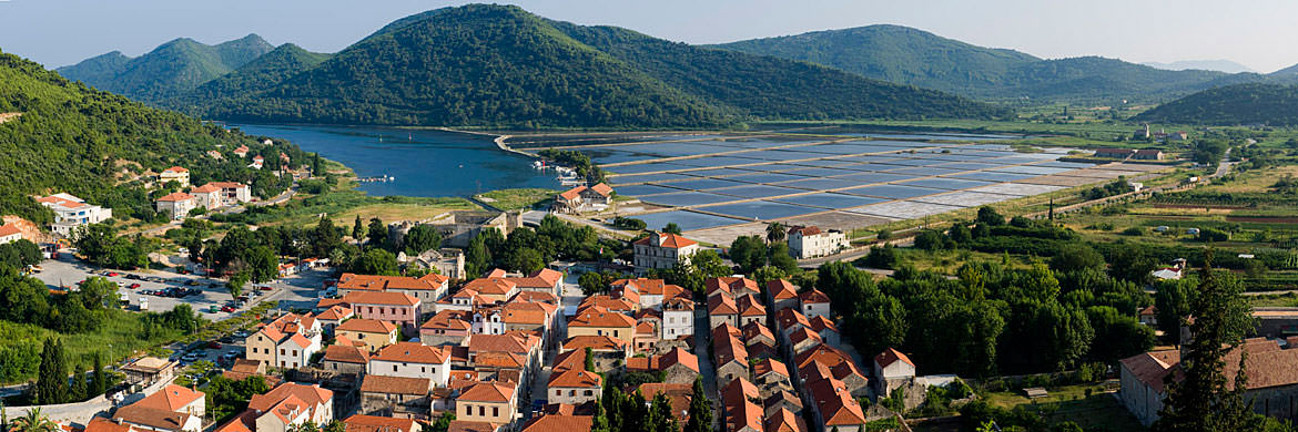 Ston - Medieval Town and Salt Flats Croatia
