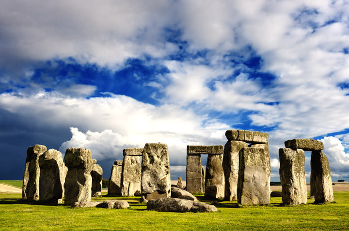 Photograph of Stone Henge