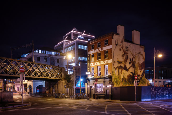 Photograph of Streets of Dublin 1