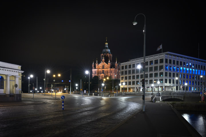 Photograph of Streets of Helsinki 4