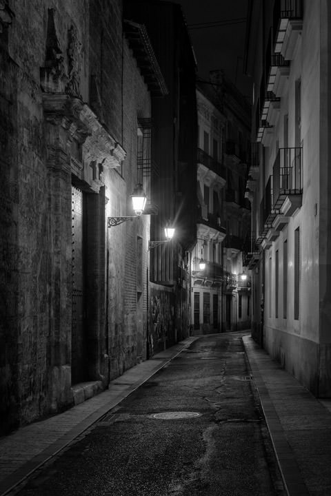 Photograph of Streets of Valencia