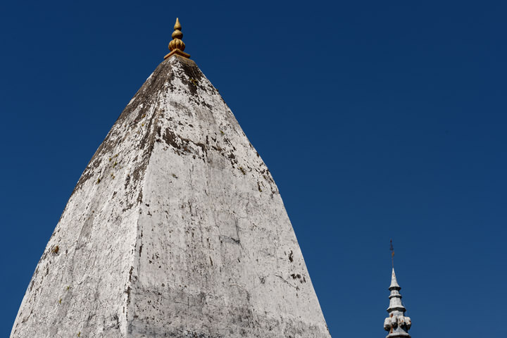 Photograph of Stupa Sittwe