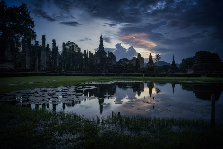 Photograph of Sukhothai 1
