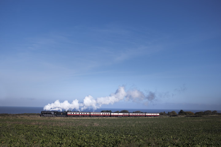 Photograph of Summer Steam 1