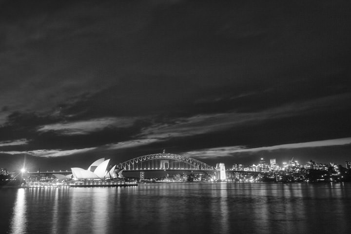 Photograph of Sydney Harbour 2