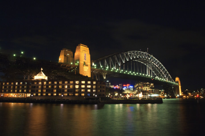 Photograph of Sydney Harbour 3