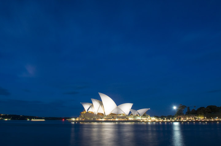 Photograph of Sydney Opera House 3