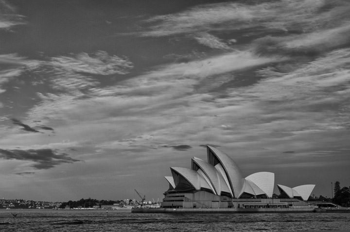 Photograph of Sydney Opera House 4