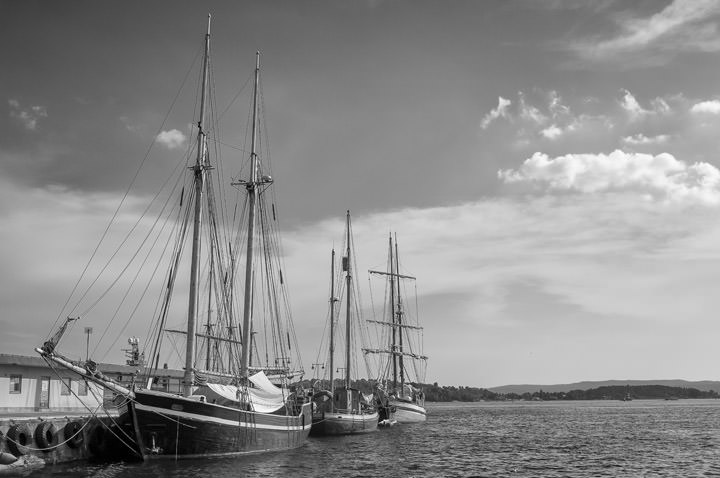 Photograph of Tall Ships Oslo
