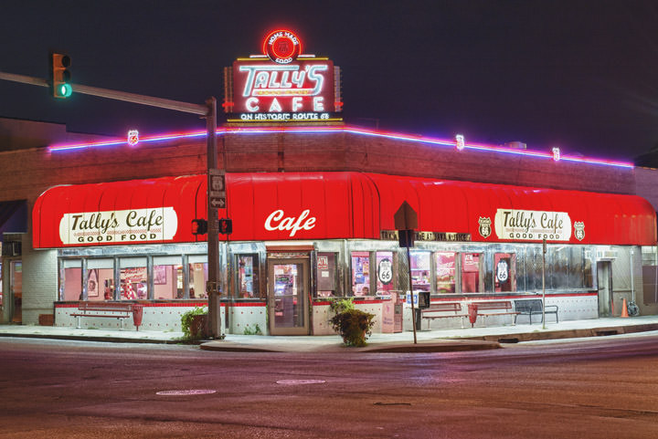 Photograph of Tallys Cafe 1