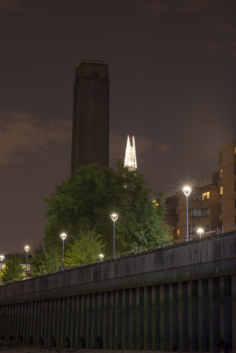 Tate Modern and Shard