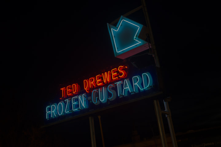 Ted Drewes Frozen Custard 1 St Louis - Missouri